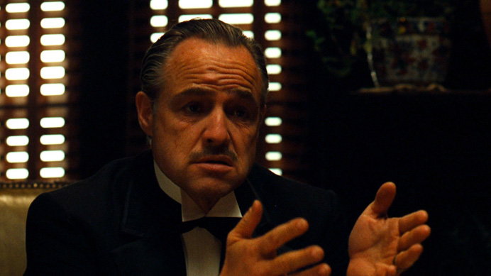 the godfather essays Essays and criticism on mario puzo's the godfather - critical essays.
